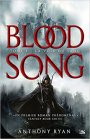 Blood Song, T1 : La Voix du sang par Anthony Ryan