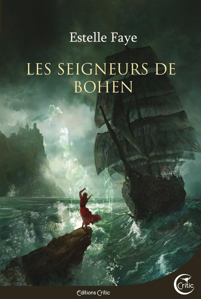 #PLIB2018 : Les Seigneurs de Bohen par Estelle Faye